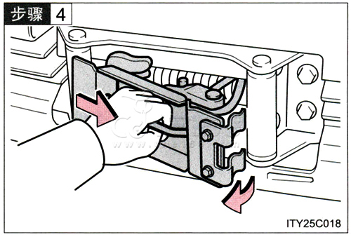主题:丰田绞盘,遥控器的使用特点及注意事项