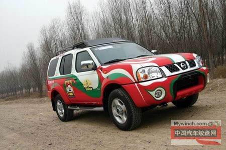 驰骋在达喀尔的国产车,解析帕拉丁与帕杰罗